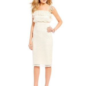 NWT June & Midi Hudson Dress